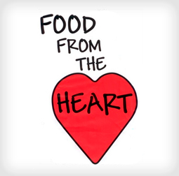 Food From The Heart Fundraiser